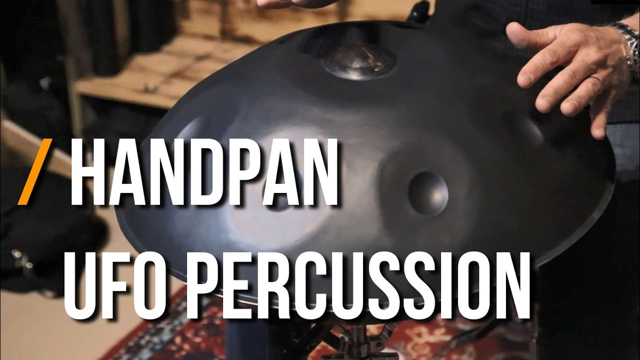 [VIDEO] Démonstration UFO Percussion Pan – Hitjaz B